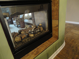 Fireplace Surrounds by Granite Mountain. Come visit our showrooms in Bourbonnais or New Lenox, Illinois!