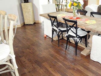 Custom Hardwood Flooring By Granite Mountain. Come visit our showrooms in Bourbonnais and New Lenox, Illinois!